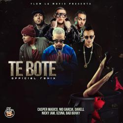 Te Boté Remix (ft. Nio García, Casper, Darell, Nicky Jam, Ozuna)