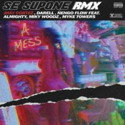 Imagen de la canción 'Se Supone Remix'