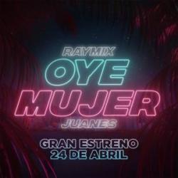 Imagen de la canción 'Oye Mujer'