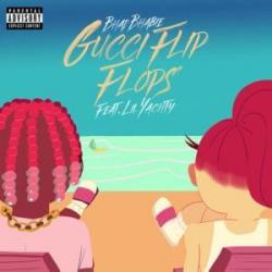 Imagen de la canción 'Gucci Flip Flops'