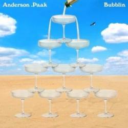 Imagen de la canción 'Bubblin'