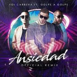 Imagen de la canción 'Ansiedad Remix'