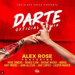 Imagen de la canción 'Darte Remix'