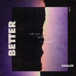 Imagen de la canción 'Better'