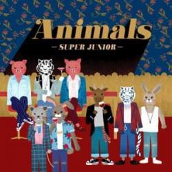 Imagen de la canción 'Animals'
