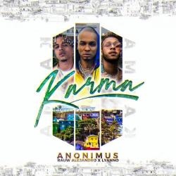 Karma (ft. Rauw Alejandro, Lyanno)