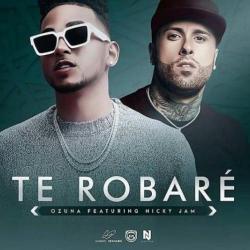 Imagen de la canción 'Te Robaré'