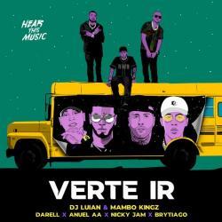 Imagen de la canción 'Verte Ir'