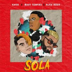 Imagen de la canción 'Sola (Feat. Dayme y el High, Myke Towers, Alex Rose)'