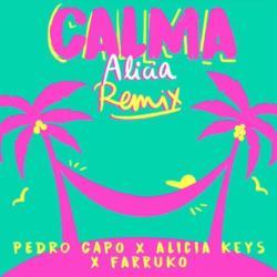 Imagen de la canción 'Calma Alicia Remix'