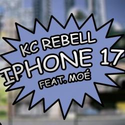 Imagen de la canción 'iPhone 17'