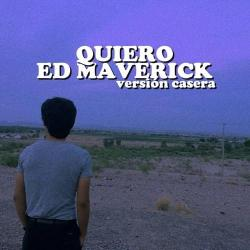 Imagen de la canción 'Quiero (Versión Casera)'