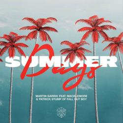 Imagen de la canción 'Summer Days'