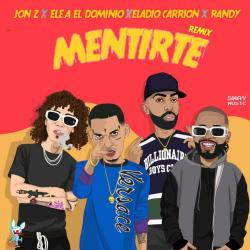 Imagen de la canción 'Mentirte Remix'