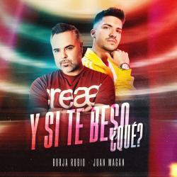 Imagen de la canción 'Y Si Te Beso, Qué?'