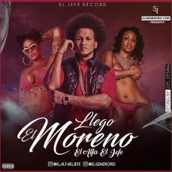 Imagen de la canción 'Llego El Moreno'