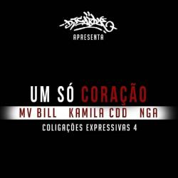 Imagen de la canción 'Um Só Coração'