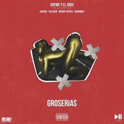 Imagen de la canción 'Groserías'