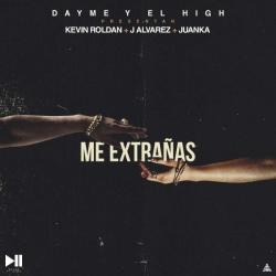 Imagen de la canción 'Me Extrañas'