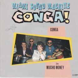 Imagen de la canción 'Conga'