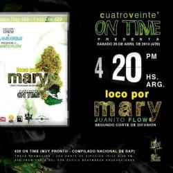 Imagen de la canción 'Loco Por Mary'