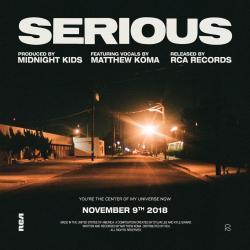 Imagen de la canción 'Serious'