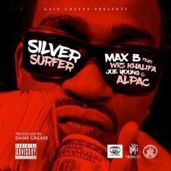Imagen de la canción 'Silver Surfer'