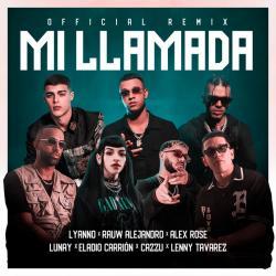 Imagen de la canción 'Mi Llamada Remix'