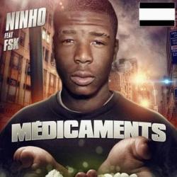 Imagen de la canción 'Médicaments'