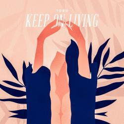 Imagen de la canción 'Keep on Living'