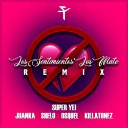 Imagen de la canción 'Los Sentimientos Los Maté Remix'