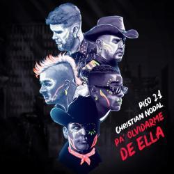 Imagen de la canción 'Pa' Olvidarme De Ella'