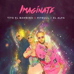 Imagen de la canción 'Imagínate'