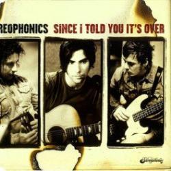 Imagen de la canción 'Since I Told You It's Over'