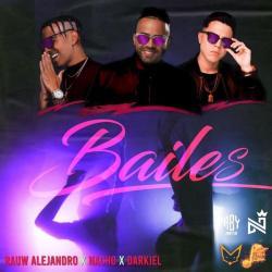 Bailes - Rauw Alejandro