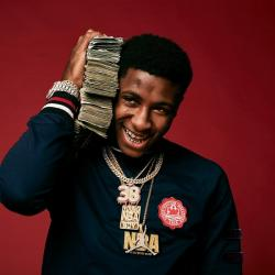 Fine By Time - NBA Youngboy