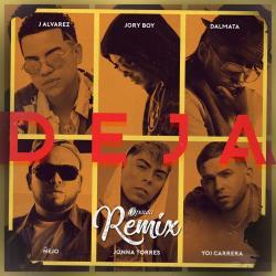 Deja Remix - J Álvarez