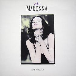 Imagen de la canción 'Like A Prayer'