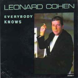 Everybody Knows - Leonard Cohen