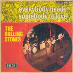 Imagen de la canción 'Everybody Needs Somebody To Love'