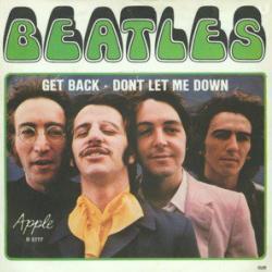 Imagen de la canción 'Get Back'