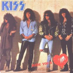 Hide Your Heart - Kiss