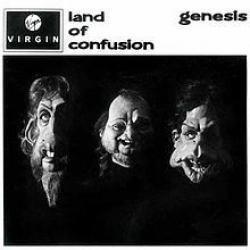 Imagen de la canción 'Land Of Confusion'