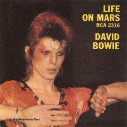 Imagen de la canción 'Life On Mars'