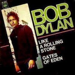 Imagen de la canción 'Like A Rolling Stone'