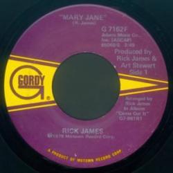 Mary Jane - Rick James