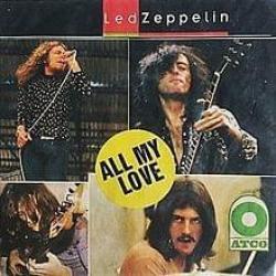 Imagen de la canción 'All my love'
