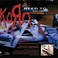 Imagen de la canción 'Need To'