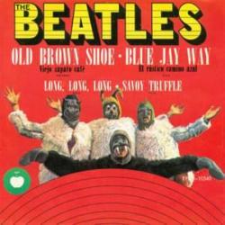 Imagen de la canción 'Old Brown Shoe'