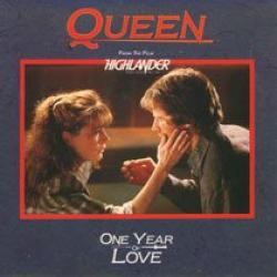 One Year Of Love - Queen